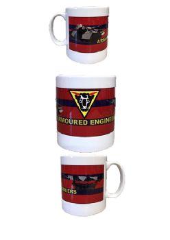 Armoured Engineers Mug